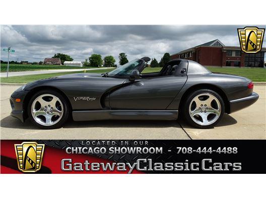 2002 Dodge Viper for sale in Crete, Illinois 60417