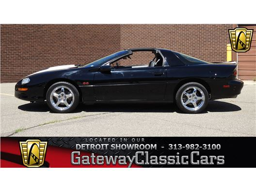 1999 Chevrolet Camaro for sale in Dearborn, Michigan 48120