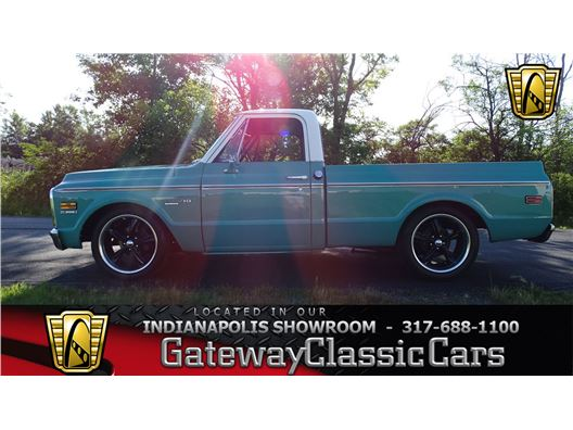 1971 Chevrolet C10 for sale in Indianapolis, Indiana 46268