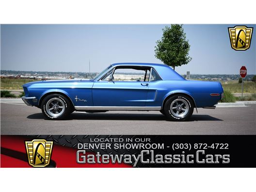 1968 Ford Mustang for sale in Englewood, Colorado 80112