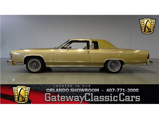 1979 Lincoln Continental for sale in Lake Mary, Florida 32746
