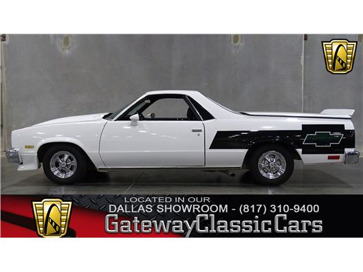 1983 Chevrolet El Camino for sale in DFW Airport, Texas 76051