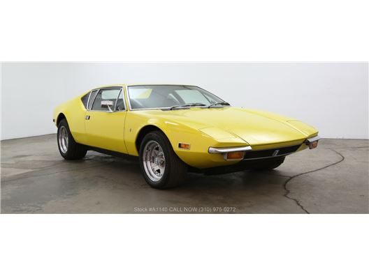 1971 De Tomaso Pantera for sale in Los Angeles, California 90063