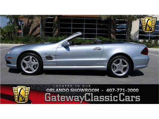 2003 Mercedes-Benz SL55 for sale in Lake Mary, Florida 32746