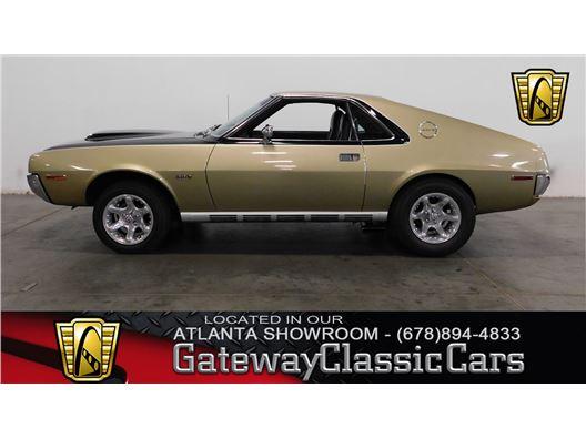 1970 AMC AMX for sale in Alpharetta, Georgia 30005