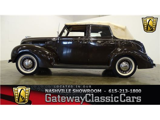 1938 Ford Deluxe for sale in La Vergne