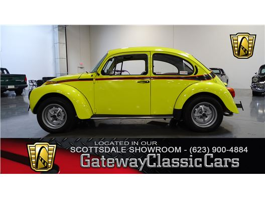 1973 Volkswagen Super Beetle for sale in Deer Valley, Arizona 85027