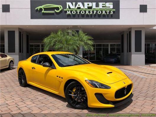 2017 Maserati Gran Turismo MC Stradale for sale in Naples, Florida 34104