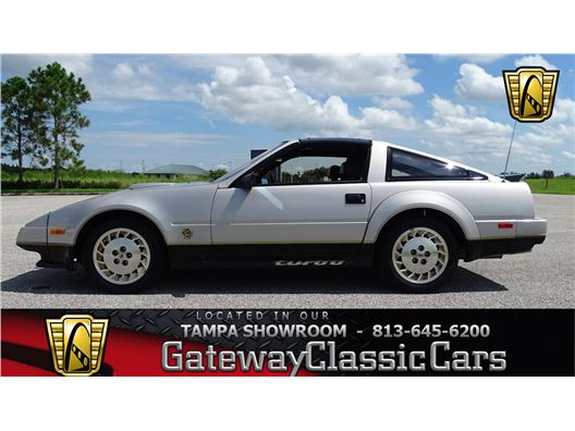 1984 Nissan 300ZX for sale in Ruskin, Florida 33570
