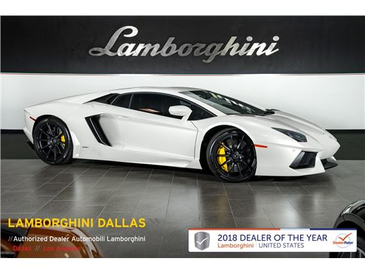 2013 Lamborghini Aventador for sale in Richardson, Texas 75080