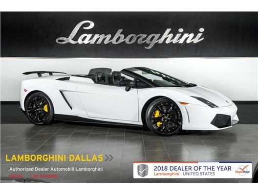 2012 Lamborghini Gallardo LP550-2 for sale in Richardson, Texas 75080