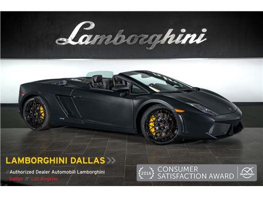 2010 Lamborghini Gallardo 560-4 for sale in Richardson, Texas 75080