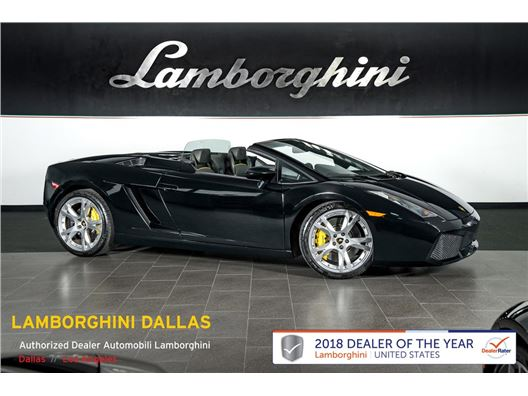 2006 Lamborghini Gallardo for sale in Richardson, Texas 75080