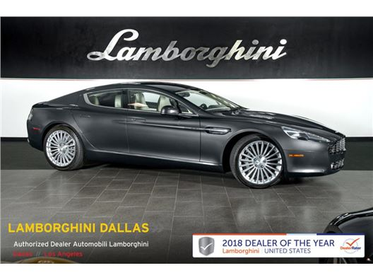 2011 Aston Martin Rapide for sale in Richardson, Texas 75080