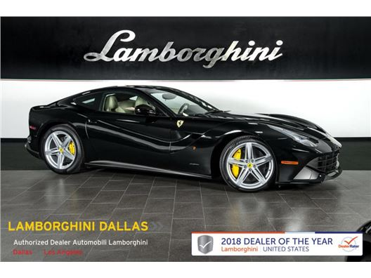 2016 Ferrari F12 Berlinetta for sale in Richardson, Texas 75080