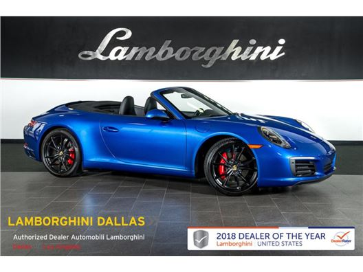 2017 Porsche 911 Carrera S for sale in Richardson, Texas 75080