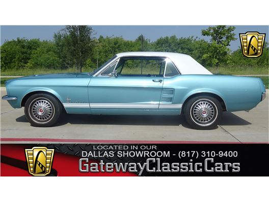 1967 Ford Mustang for sale in DFW Airport, Texas 76051