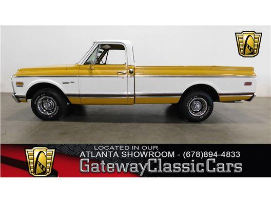 1971 Chevrolet C10 for sale in Alpharetta, Georgia 30005