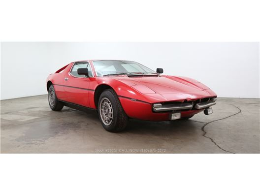 1975 Maserati Merak for sale in Los Angeles, California 90063