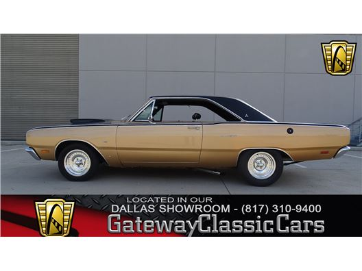 1969 Dodge Dart for sale in DFW Airport, Texas 76051