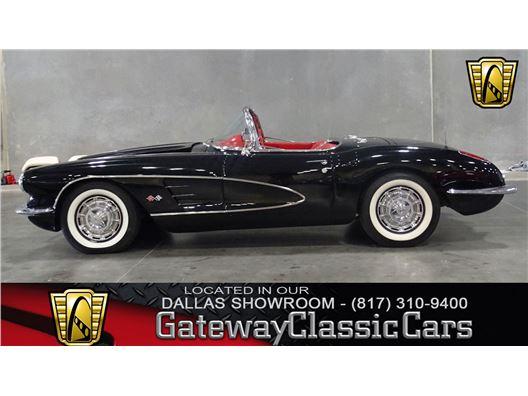 1959 Chevrolet Corvette for sale in DFW Airport, Texas 76051