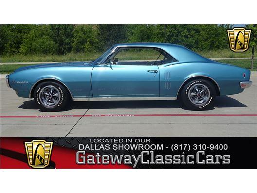 1968 Pontiac Firebird for sale in DFW Airport, Texas 76051