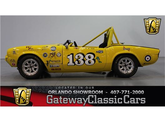 1971 Triumph Spitfire for sale in Lake Mary, Florida 32746