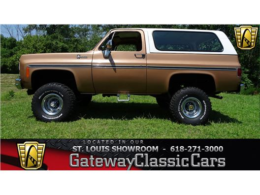 1980 Chevrolet Blazer for sale in OFallon, Illinois 62269