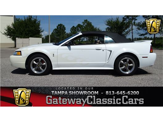 1999 Ford Mustang for sale in Ruskin, Florida 33570