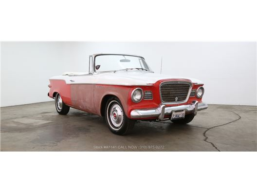 1960 Studebaker Lark VIII Regal for sale in Los Angeles, California 90063