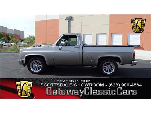 1982 Chevrolet C10 for sale in Deer Valley, Arizona 85027