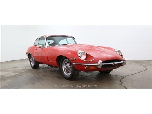 1971 Jaguar XKE FHC for sale in Los Angeles, California 90063