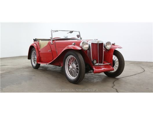 1946 MG TC for sale in Los Angeles, California 90063