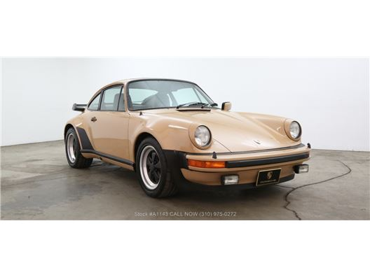 1978 Porsche 930 for sale in Los Angeles, California 90063