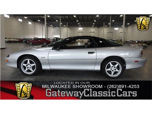 1997 Chevrolet Camaro for sale in Kenosha, Wisconsin 53144