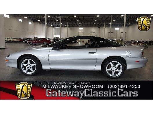 1997 Chevrolet Camaro for sale in Kenosha, Wisconsin 53144