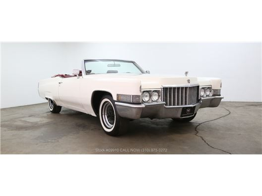 1970 Cadillac Coupe deVille for sale in Los Angeles, California 90063