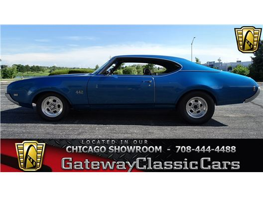 1969 Oldsmobile 442 for sale in Crete, Illinois 60417