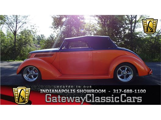 1937 Ford Cabriolet for sale in Indianapolis, Indiana 46268