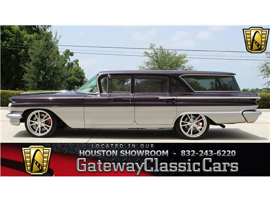 1960 Pontiac Catalina for sale in Houston, Texas 77090