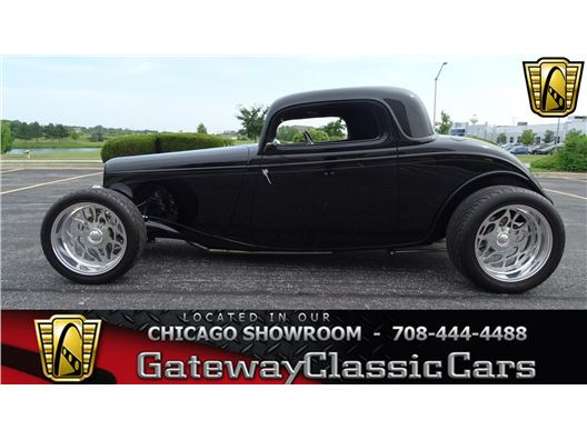 1934 Ford 3 Window for sale in Crete, Illinois 60417