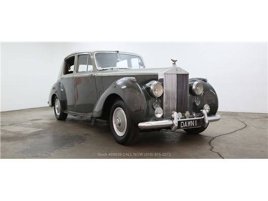 1954 Rolls-Royce Silver Wraith for sale in Los Angeles, California 90063