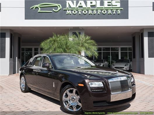 2014 Rolls-Royce Ghost for sale in Naples, Florida 34104