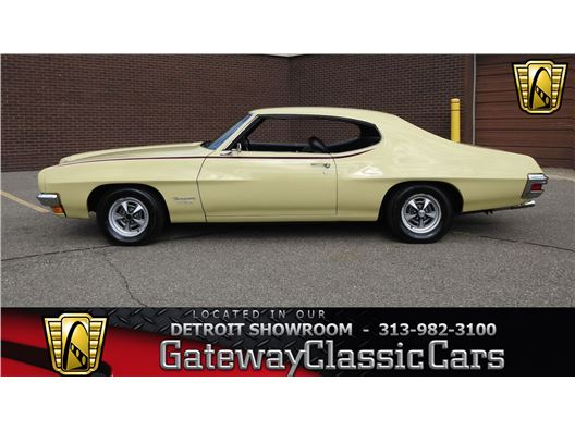 1970 Pontiac Tempest for sale in Dearborn, Michigan 48120