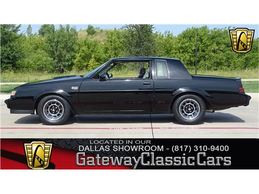 1986 Buick Regal for sale in DFW Airport, Texas 76051