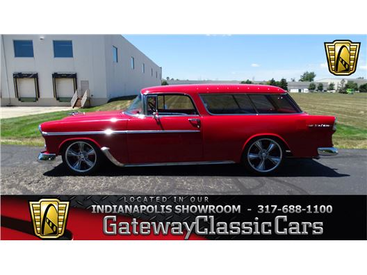 1955 Chevrolet Nomad for sale in Indianapolis, Indiana 46268