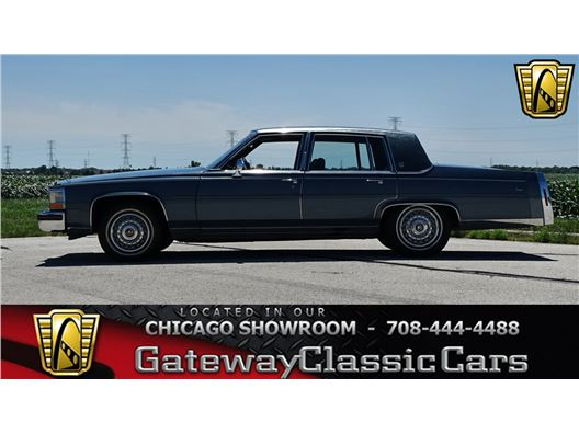 1987 Cadillac Brougham for sale in Crete, Illinois 60417