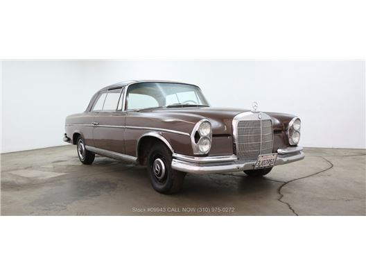 1965 Mercedes-Benz 220SE for sale in Los Angeles, California 90063