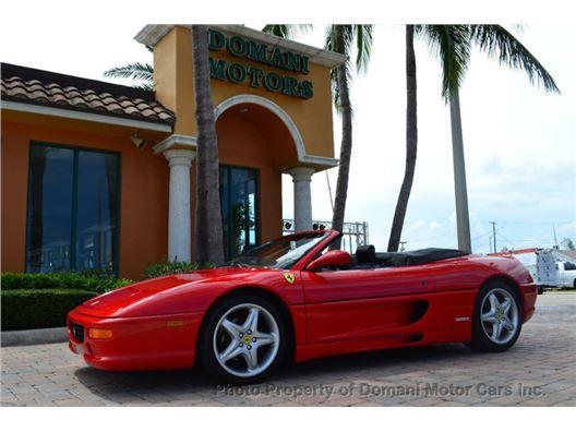1999 Ferrari F355 for sale on GoCars.org