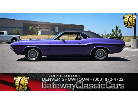 1970 Dodge Challenger for sale in Englewood, Colorado 80112